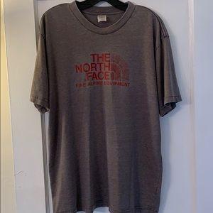 Vintage The North Face soft cotton t-shirt Sz L
